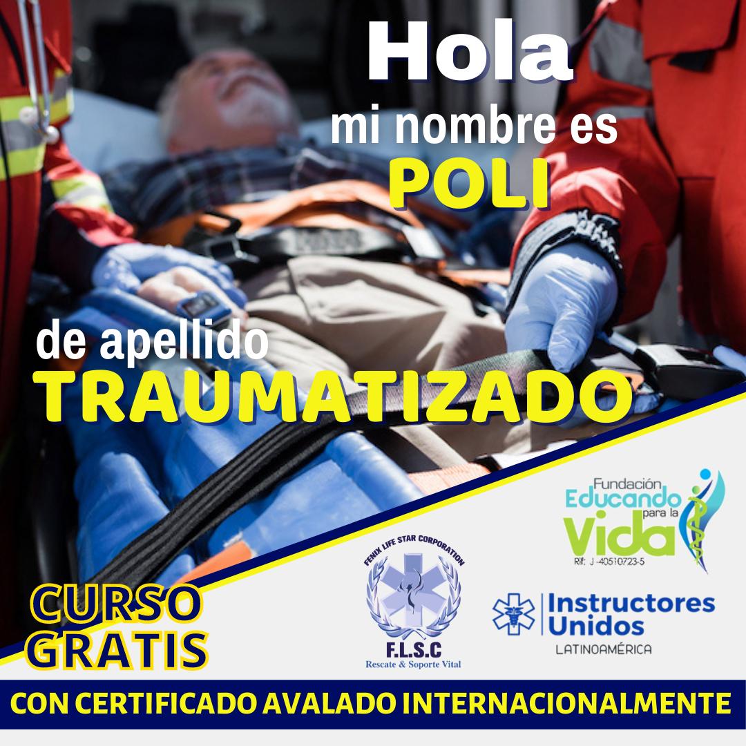 Participantes y Certificados ATENCION AL POLITRAUMATIZADO